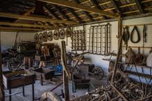 Old Workshop In Ethno Village Ljubacevo Near Banja Luka