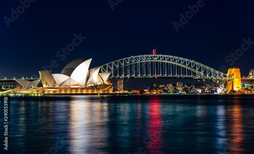 plakat Sydney, Australie