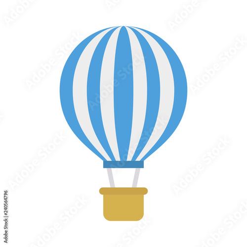 Fotografija  air balloon   parachute   transport