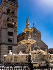 Messina Duomo Cathedral, Italy Sicily