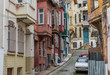 Istanbul, Turkey - even if almost unknown among the tourists, the districts of Fener & Balat are maybe the most typical and colorful areas of Istanbul, with their Greek, Jewish and Byzantine heritage