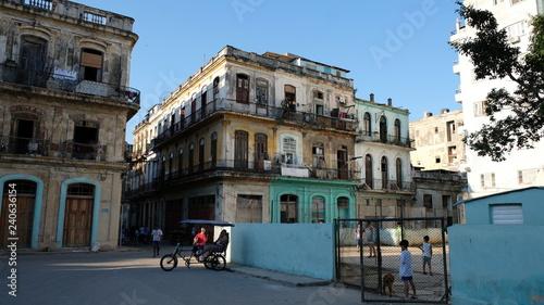 Recess Fitting Havana streets in havanna