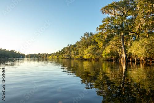 Fotografija Suwanneee River, Gilchrist County, Florida