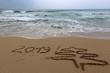 берег Средиземного моря на севере государства Израиль