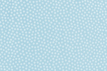 Ocean Blue Textile Background. Silk Cloth Texture. Fabric Jeans Pattern.