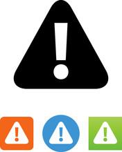 Alert Icon - Illustration