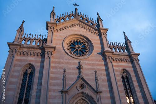 Fotografie, Obraz  Chiesa Friuli