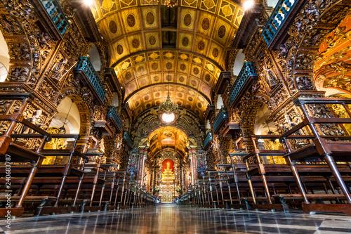 Photo  Monastery of Saint Bento, Rio de Janeiro