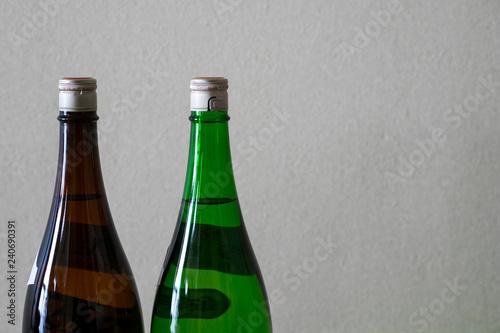 日本酒 一升瓶