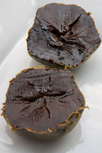 Black Sapote Otherwise Known As Chocolate Pudding Fruit