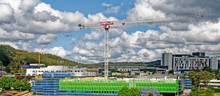 Gosford Hospital Building Progress H65ne November 2018.