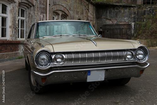 US Cars, Oldtimer