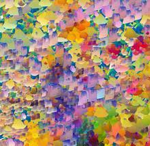 Digital Art Abstract Pattern. ...