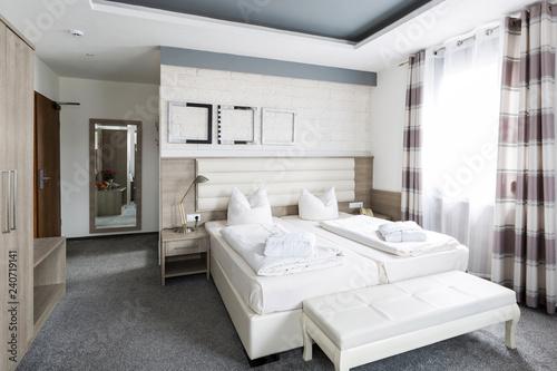 Fototapeta Doppelzimmer