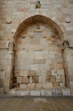 Jerusalem Is A Niche In The Wall