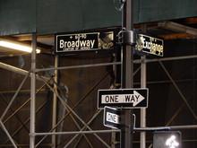 Ulice W Nowym Yorku