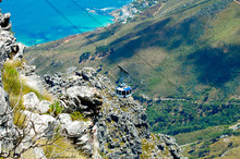 Cableway - Cape Town - South A...