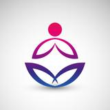 joga logo wektor