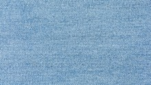 Old Pale Blue Denim Jean Texture