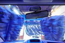 Automatic Carwash Tunnel Stati...