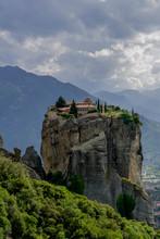 Meteora Hilltop Monastery