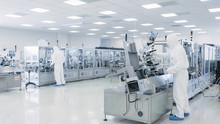 Sterile High Precision Manufac...