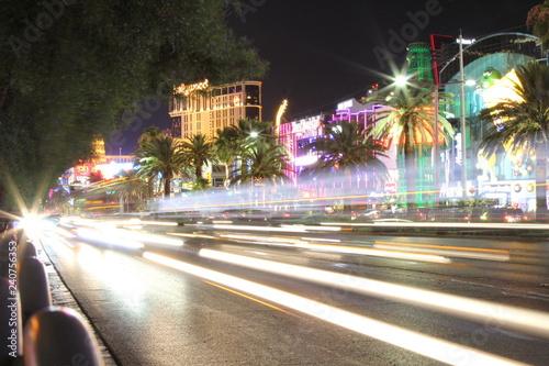 Poster Las Vegas stati uniti d'america