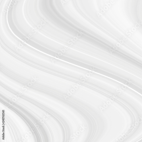 Fototapety, obrazy: The white texture of the stripes with the effect of 3D, the line of gray light color. Art background for wallpaper pattern and packaging in modern style.