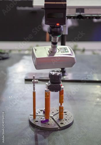 CMM laser scanner optical advanced inspection and