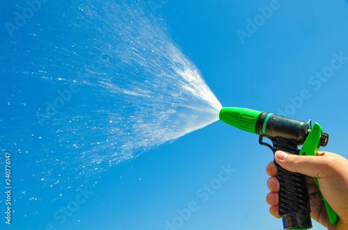 water spray jet