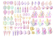Vector Crystals Set