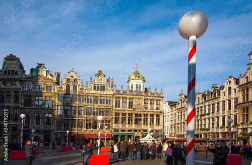 Brüssel Grande Place
