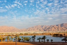 View On Jordan Aqaba City From...