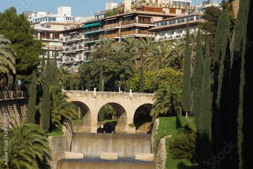 Zdjęcie XXL miasto Palma de Mallorca
