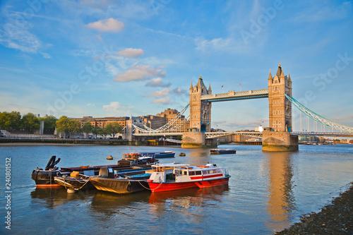 Tower Bridge, London, UK Canvas