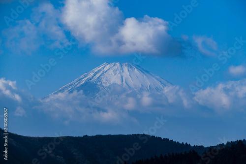Plakat Mt Fuji Japonia