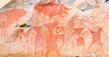 The Prehistoric Art Painting 3...