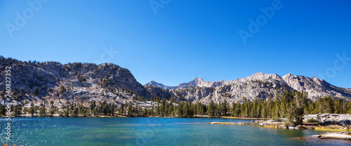 Lake in Sierra Nevada