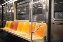 View Inside New York City Subw...