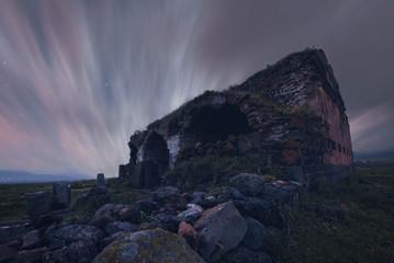 Old Armenian fortress, Armenia, Lori Berd