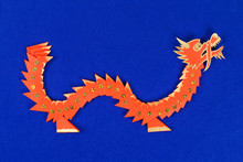 Diy Chinese Lunar Dragon Of Mo...