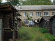 old working village in Russia in summer