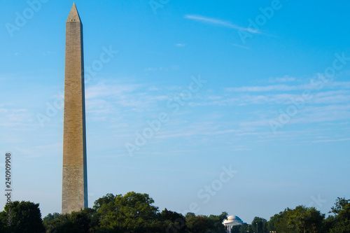Fotografie, Obraz  Washington Monument, Washington, District of Columbia USA
