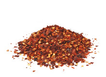 Fresh And Crushed Red Pepper