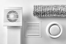 Ventilation System Components ...