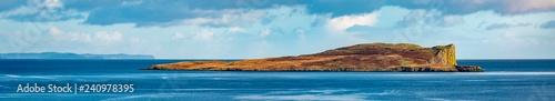 La pose en embrasure Piscine Eilean Flodigarry Eilean Fhlodaigearraidh - Isle of Skye - Scotland