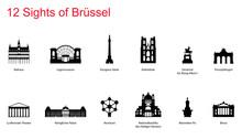 Brüssel Sights