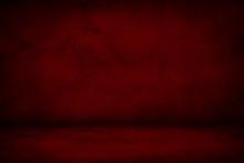 Dark Red And Brown Studio Back...