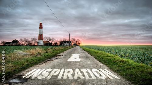 Schild 392 - Inspiration Fototapet