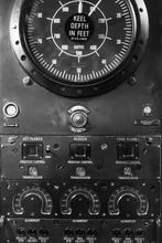 Submarine Interior - Depth Gauge
